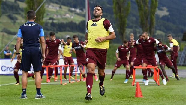 Giữa bão tin đồn, sao '100 triệu' vẫn vui vẻ tập cùng Torino - Bóng Đá
