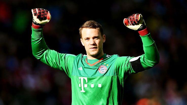 CHÍNH THỨC: Neuer tiếp quản băng đội trưởng của Lahm - Bóng Đá