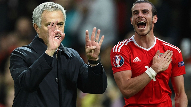 Đòi mua Bale, đó chỉ là đòn tâm lý Mourinho? - Bóng Đá