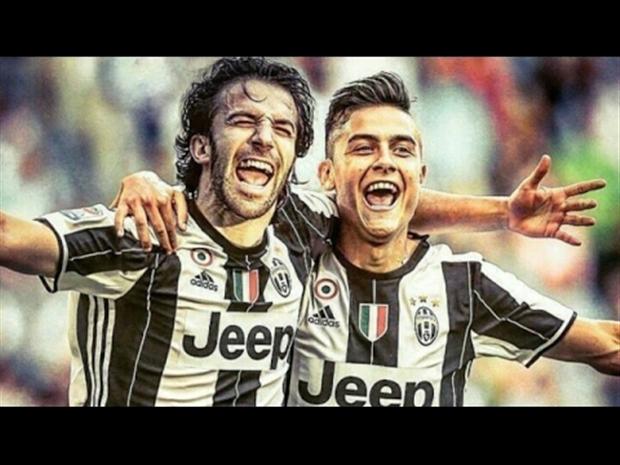 Dybala tiếp quản áo số 10, Del Piero nói gì? - Bóng Đá