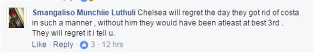 Costa kiện Chelsea, phần còn lại của nước Anh liên tục thả thính - Bóng Đá