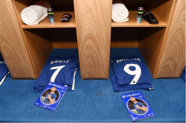 Morata nặng nề lê bước tới Stamford Bridge  - Bóng Đá