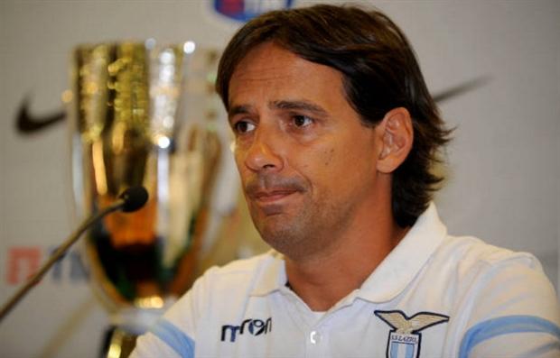 Inzaghi đầy căng thẳng trong buổi tập cuối của Lazio trước thềm siêu cúp  - Bóng Đá
