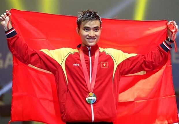 Những sao chuẩn 'soái ca' của thể thao Việt Nam tại SEA Games 29 - Bóng Đá