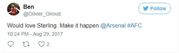 Đổi Sanchez lấy Sterling, NHM Arsenal đang 'khó xử' - Bóng Đá