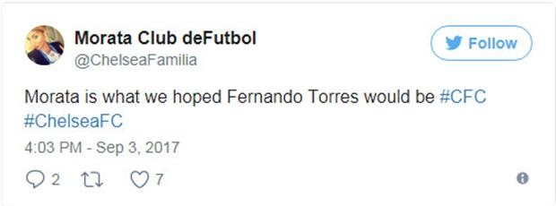 Morata chính là phiên bản hoàn thiện của Torres tại Chelsea - Bóng Đá