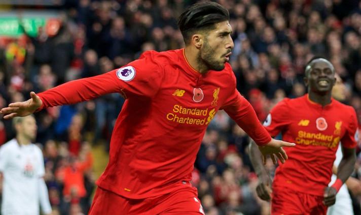 Thành Manhcester đang dòm ngó sao của Liverpool - Bóng Đá