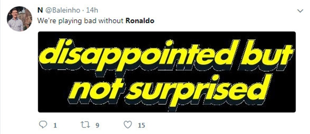 Real không thắng, cả thế giới đã nhận ra giá trị của Ronaldo - Bóng Đá