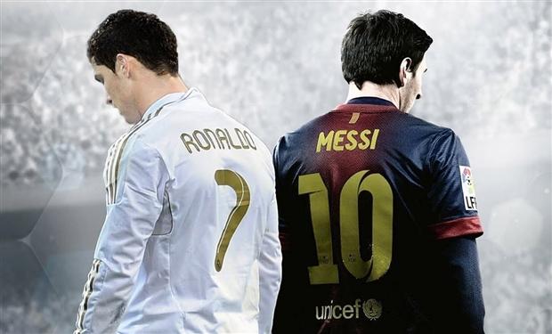 Messi đánh bại Buffon, fan Ronaldo 'cười nhẹ' - Bóng Đá