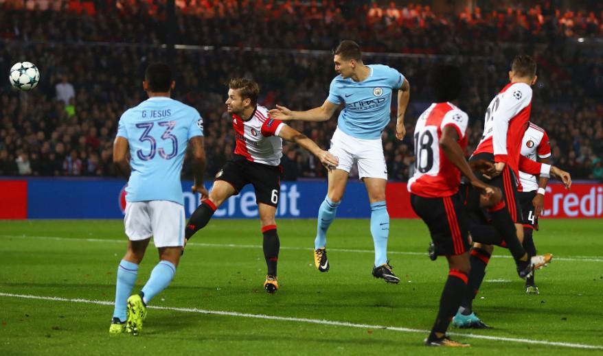 Gặp Man City, cơn tủi nhục nhất mà Feyenoord từng có - Bóng Đá