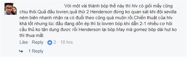 3 cái tên đang giết Liverpool: Klopp, Lovren và Henderson - Bóng Đá
