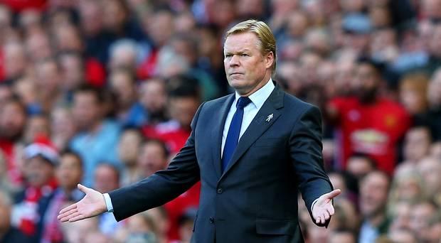 Koeman: 'Everton đã quá sợ Man Utd' - Bóng Đá