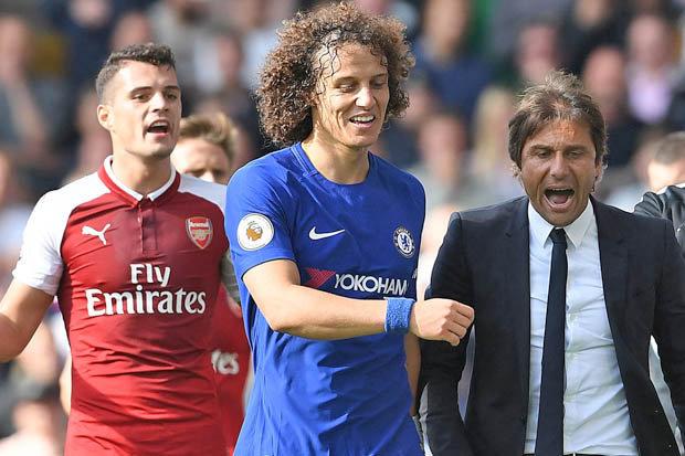 Chelsea sẽ không kháng cáo chiếc thẻ đỏ của Luiz - Bóng Đá
