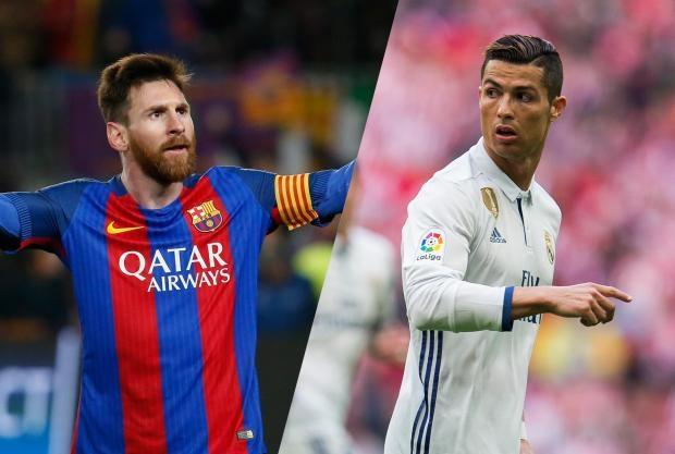 Fan Ronaldo 'nhắc nhở' Messi ai mới là người giỏi nhất - Bóng Đá