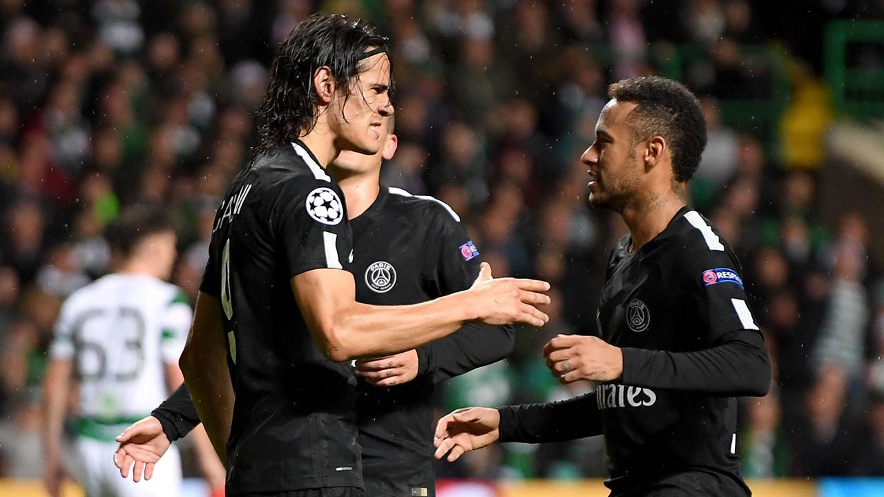 Chiều Neymar, PSG tính đường bán Cavani cho Milan - Bóng Đá