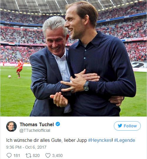 Lỡ cơ hội dẫn dắt Bayern, Tuchel phản ứng thế nào? - Bóng Đá