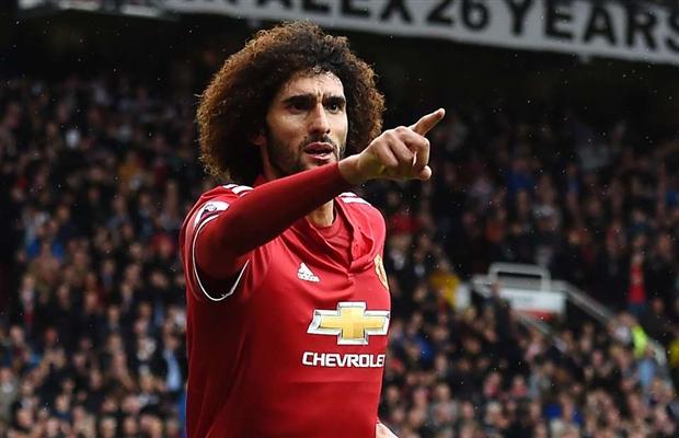 Bỗng dưng Man Utd lại cảm thấy lo lắng cho Fellaini - Bóng Đá