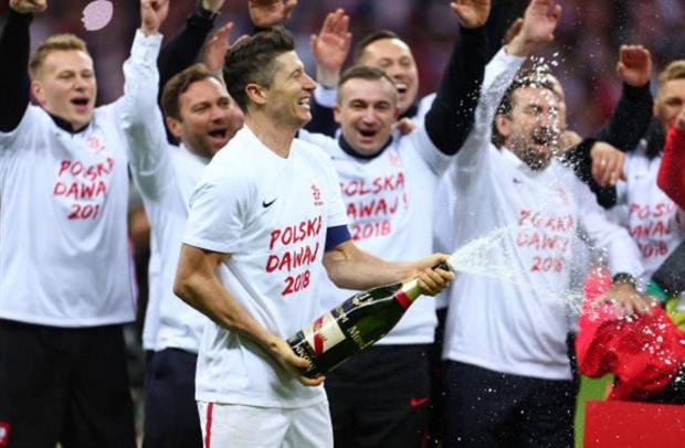 Lewandowski đã giúp Ba Lan tới Nga thế nào? - Bóng Đá