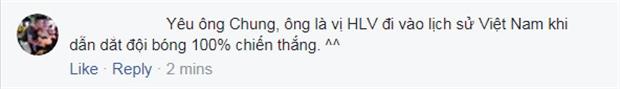 NHM 'xót' khi thấy Mai Đức Chung dầm mưa - Bóng Đá