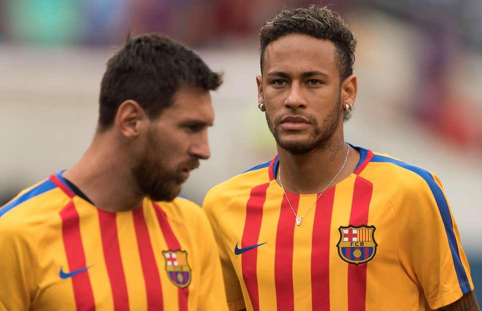 Sẽ trở thành đối thủ của Messi tại World Cup, Neymar nói gì? - Bóng Đá