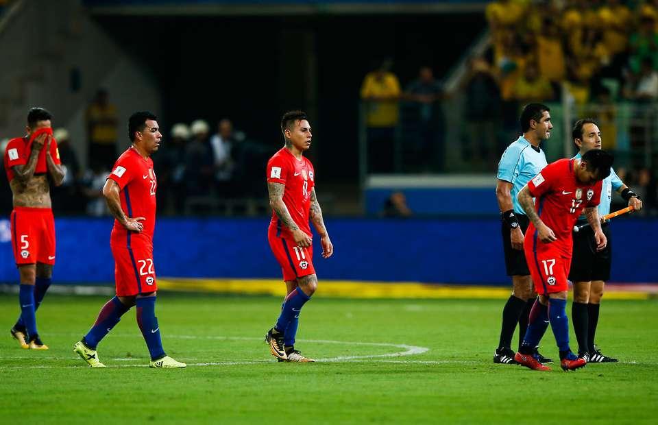 Chile ra tay sau sự việc Colombia - Peru 'dàn xếp tỷ số' - Bóng Đá