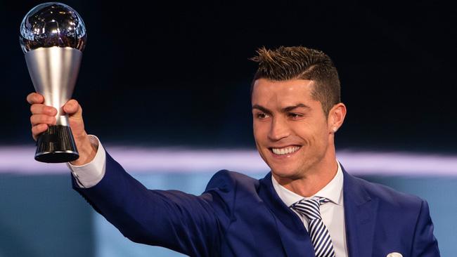 FIFA The Best 2017 tối nay:  Ronaldo chính là ứng viên nặng ký nhất ?