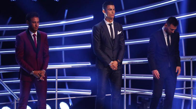 Neymar nói gì khi lại thất bại trước Ronaldo và Messi - Bóng Đá
