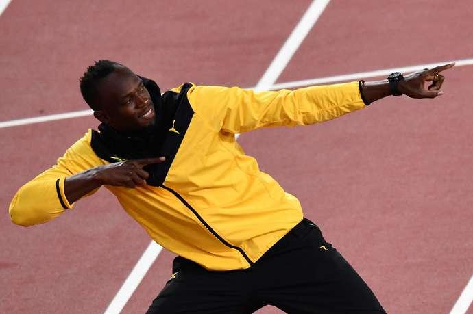 Dính chấn thương, Usain Bolt vẫn được Dortmund 'mở cửa' - Bóng Đá