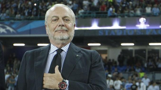 Tiếp tục bay cao, chủ tịch Napoli đá đểu 'núi tiền' của Milan - Bóng Đá