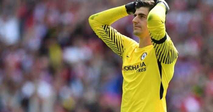 Courtois cũng không biết vấn đề của Chelsea ở đâu - Bóng Đá