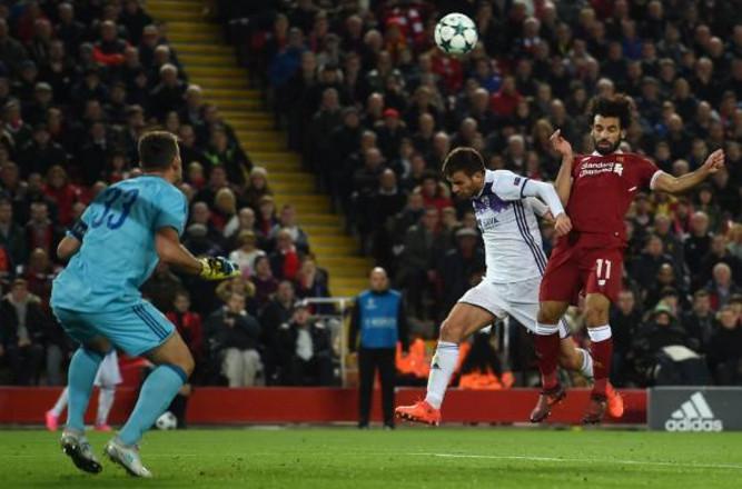 Cái đầu của Salah giúp Liverpool nhọc nhằn giành 3 điểm trước Maribor - Bóng Đá