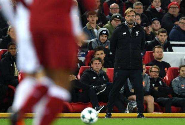 Klopp chẳng thể cười nổi khi Liverpool gặp khó trước Maribor - Bóng Đá