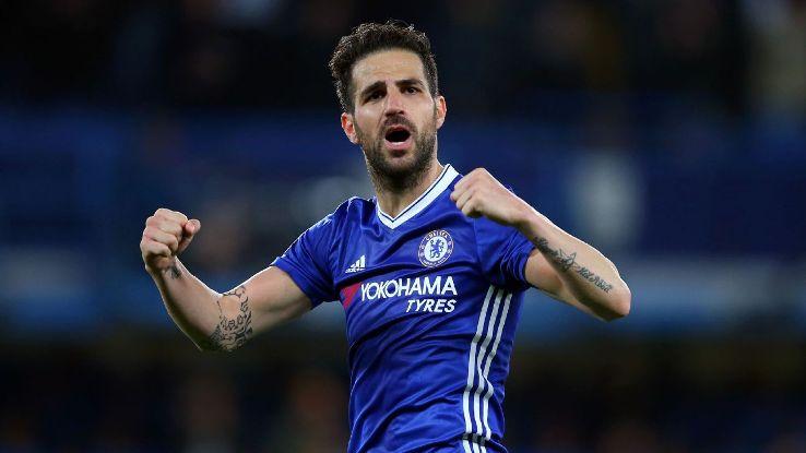 Fabregas nhắc khéo Chelsea về hợp đồng mới - Bóng Đá