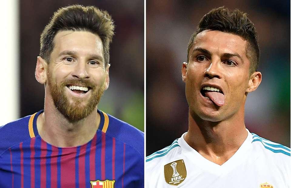 Messi cần sút hụt bao nhiều lần để 'sánh ngang' Ronaldo - Bóng Đá