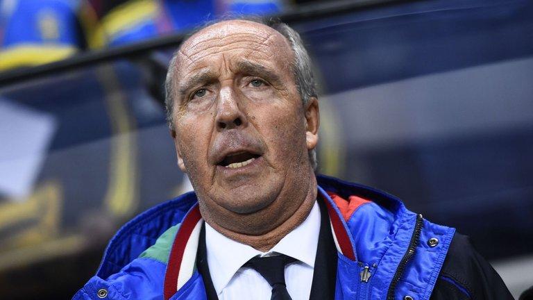 Italia bị loại, Ventura vẫn không chịu nhận lỗi? - Bóng Đá