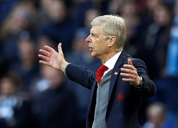 Wenger tự tin sẽ chặn đứng mạch bất bại của Man City - Bóng Đá