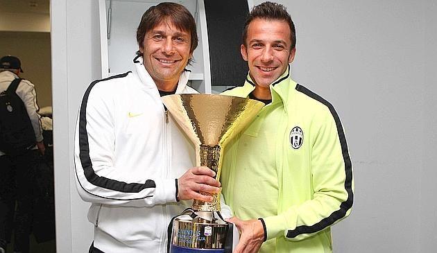 'Hoàng đế' Del Piero muốn Conte quay lại cứu Italia - Bóng Đá
