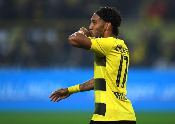 Aubameyang vẫn chưa hiểu sao bị Dortmund trừng phạt - Bóng Đá