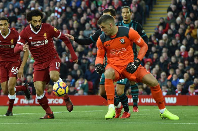 Lại ghi bàn, Salah trở thành tân binh đáng sợ nhất lịch sử Liverpool - Bóng Đá