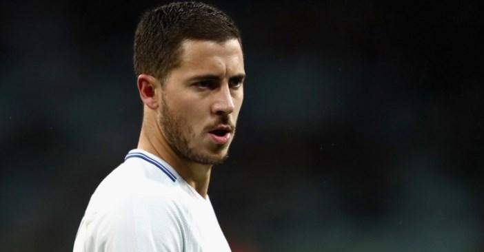 Hazard thừa nhận ngưỡng mộ Real Madrid - Bóng Đá