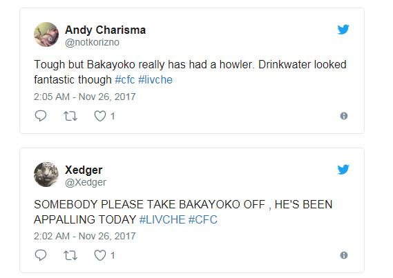 Không thể thắng Liverpool, fan Chelsea trút giận vào Bakayoko - Bóng Đá