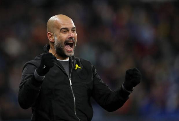 Dư âm Man City 2-1 Huddersfield: Bản lĩnh của nhà vua - Bóng Đá