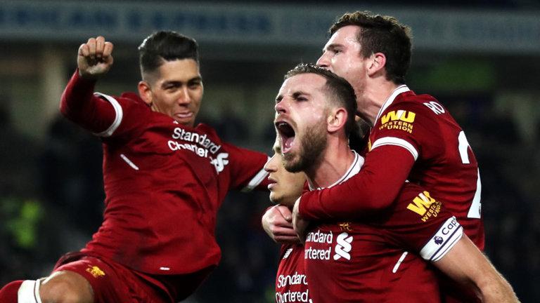 Nước Anh chờ Liverpool để lập kỷ lục