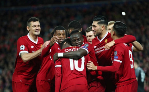 Klopp suýt khóc khi Liverpool hủy diệt Spartak Moscow - Bóng Đá