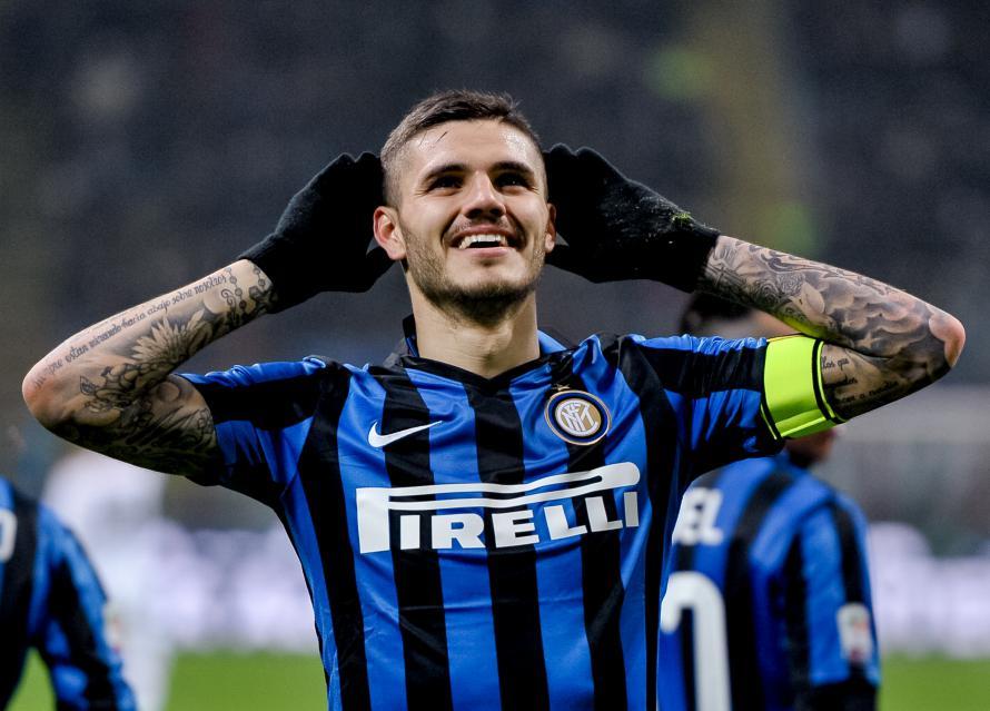 Icardi là cầu thủ quan trọng nhất tại Serie A mùa này? - Bóng Đá
