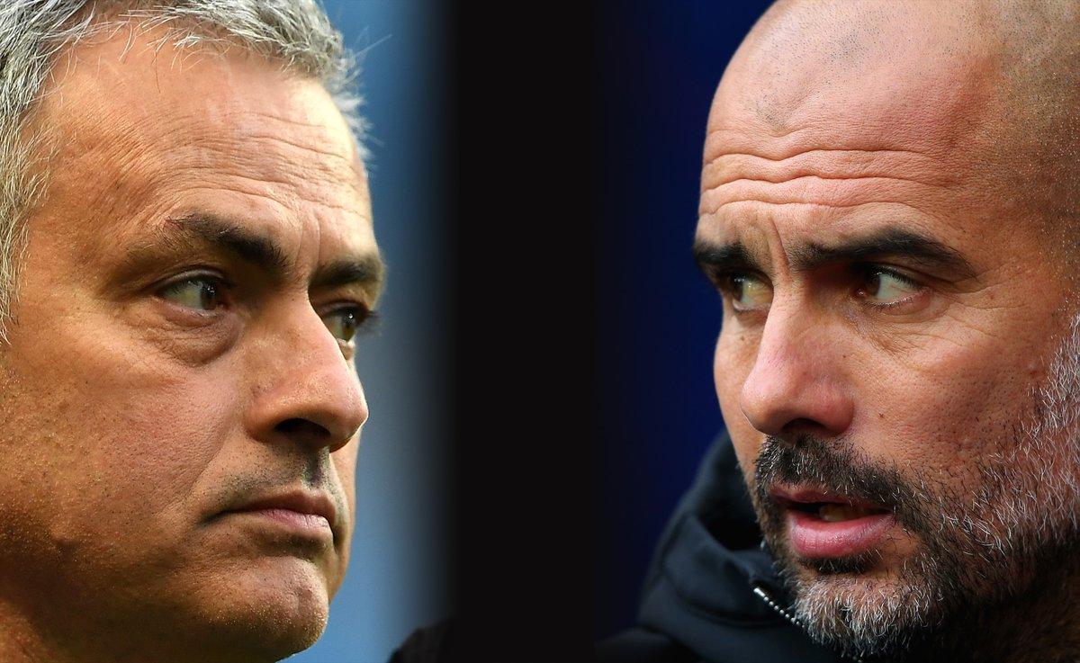 Guardiola thật sự là kẻ thù lớn nhất của Mourinho - Bóng Đá