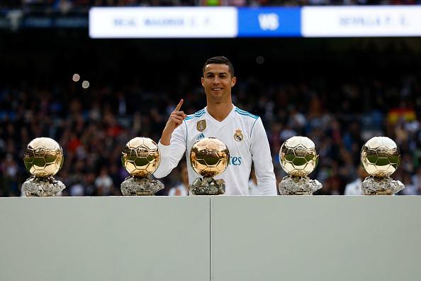 5 QBV cũng chẳng giúp Ronaldo vĩ đại nhất Real - Bóng Đá
