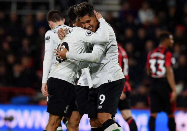 Chấm điểm Liverpool 4-0 Bournemouth:  - Bóng Đá