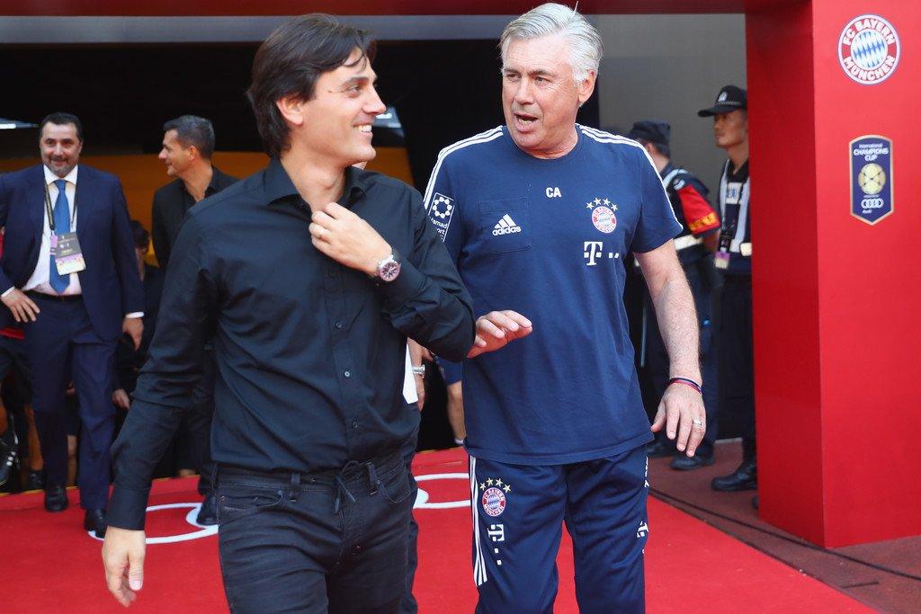 Chủ tịch Sevilla sang Italia săn HLV, cơ hội cho Montella? - Bóng Đá