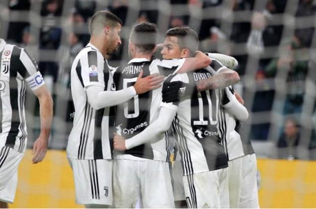 Chơi thiếu Fair-play, Juventus tiến vào bán kết Coppa Italia - Bóng Đá